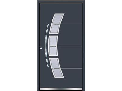 Wählen Sie zwischen vielen verschiednen Varianten Ihre perfekte Haustür.
