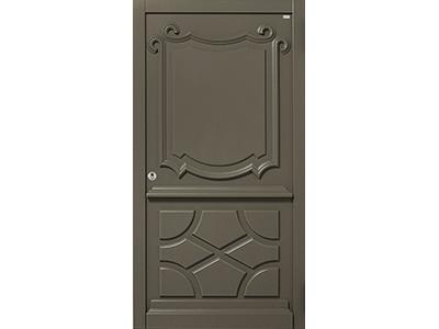 Sie möchten eine elegante Haustür? Entscheiden Sie sich für eine Holzhaustür.